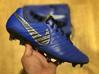 NIKE TIEMPO LEGEND 7 ELITE FG UK7.5 EUR42 US 8.5 KANGAROO LEATHER ACC FLYKNIT