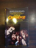 *RARE 1970 CREEDENCE CLEARWATER REVIVAL ADVANCE SHEETS + 1ST ED. – JOHN FOGERTY*