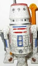 STAR WARS power of the force R5-D4 droid complete 1996 vintage retro potf r2-d2