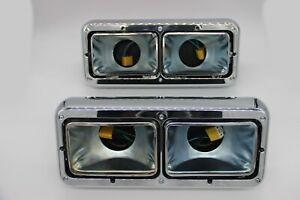 Fits Kenworth headlights bezel cover Headlight Assembly T-800 | T-600 | W900