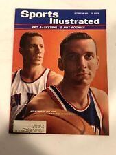October 28, 1963 Art Heyman Jerry Lucas Hot Rookies Sports Illustrated