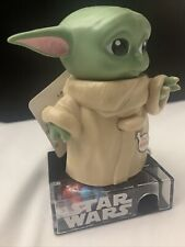 NWT Rare Star Wars Mandalorian Baby Yoda The Child Candy Dispenser with Sound