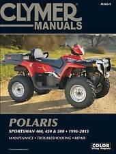Polaris Sportsman 400, 450 & 500 1996-2013 Manual (Clymer Motorcycle Repair)