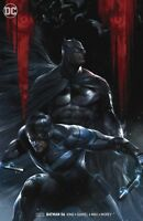 BATMAN #56 DC COMICS VARIANT COVER B MATTINA