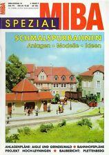 Miba Modelleisenbahn Zeitschriften