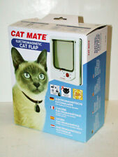 Cat Mate Electromagnetic Cat Flap with Extras, Model 254W
