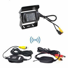 Wireless Waterproof Night Vision Car Rear View Reverse Backup Camera For Truck
