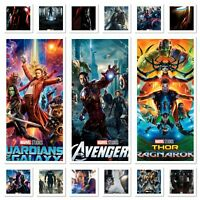 Marvel Topps Collect - Marvel Studios: The First Ten Years Posters w/award