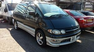 Toyota Lucida Estima 1990-1999 1st Gen *BREAKING* set of rear seats