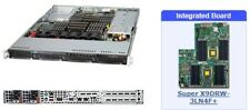 SuperMicro SuperServer SYS-6017R-N3RF4+ 1U with X9DRW-3LN4F+ Motherboard