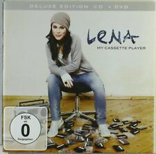 CD - Lena - My Cassette Player - A5307 - mit DVD / booklett