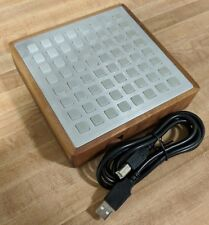 2009 walnut monome grid 64