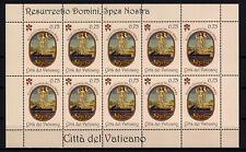 Vatikan 2012 KB Klb. Kleinbogen Nr. 1731 ** postfrisch OSTERN