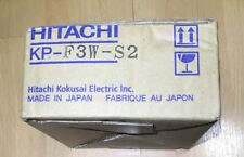 New HITACHI industrial cameras KP-F3W Complete With Box, No Literature/manual