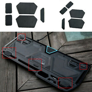 Replacement Keyboard Feet Pads Anti-skid Stickers for Logitech G910 Keyboard