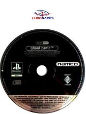Ghoul Panic Promo PSX PS1 Playstation Videojuego Videogame Retro Mint Condition