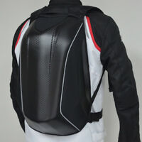 Motorcycle backpack No-Drag-Stealth-Motorcycle-Bike-Backpack-Bag-Hard-Shell