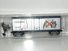 "Micro-Trains ""N"" scale 21372 Alabama State Car"