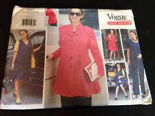 Vogue 1618 Uncut Sewing Pattern, Maternity Career Wardrobe, Size 18-20-22