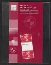 GB London 2010 Festival Of Stamps George V Gutter Pair Format Pack VGC