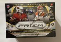 2020 Panini Prizm NFL Football Blaster Box Walmart Lazer Prizm Box!! 🔥