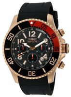 Invicta Men's Pro Diver Quartz Stainless Steel/Black Polyurethane  Watch 13731
