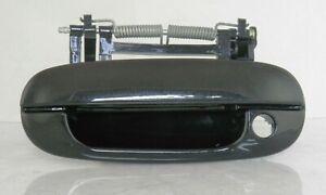 Genuine OEM Door Handle Exterior Front Driver Side Black Keyhole GM15291303