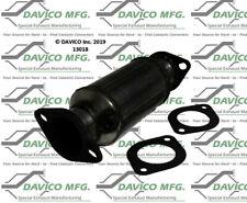 Catalytic Converter-Exact-Fit Rear Davico Exc CA 13018