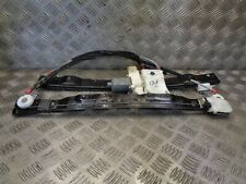 2012 FORD GALAXY 2.0 TDCi 5DR DRIVERS FRONT WINDOW REGULATOR 0130822286