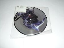 """7"""" Athlete - Tourist PICTURE DISC - SEALED"""