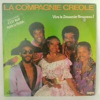 La Compagnie Creole – Vive Le Douanier Rousseau ! Vinyl, LP, Album- France 1983