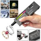 Professional Diamond Tester Moissanites LED Indicator Tester Pen Detector*GF