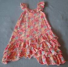 Barbie By Target Gorgeous Girls Asymmetrical Hem Dress, Size 6
