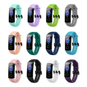 Wristbands Silicone Replacement Strap Watch Band For Honor Band 5 4