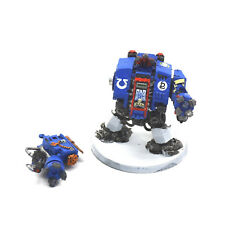 SPACE MARINES Dreadnought #2 PLASTIC & METAL Warhammer 40K
