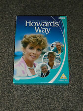 HOWARDS WAY : THE COMPLETE THIRD SERIES (3rd) -  DVD BOXSET IN VGC (FREE UK P&P)