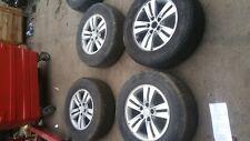 kia sportage alloy wheels and tyres 2012 onwards tires 215 70 16  all 76b