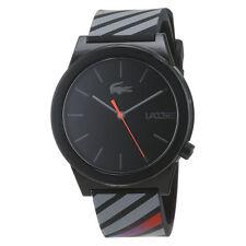 Lacoste Original 2010936 Men's Motion Rubber Strap Watch 42mm