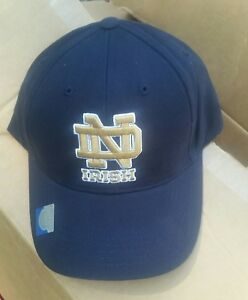 Notre Dame Fighting Irish hat/cap. Notre Dame vs Michigan. Go Irish!