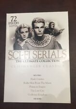 Ultimate Sci-Fi Serial Classics Collection (Flash Gordon / Radar Men from the Mo