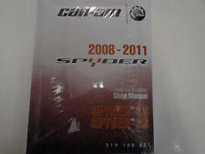 2008 2009 2010 2011 Can Am Spyder GS SM5 SE5 Roadster Shop Service Manual NEW
