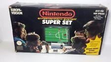 Nintendo Entertainment System NES Konsole mit 3 Controllern & 3 Spielen