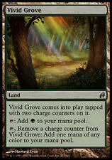1x Vivid Grove Lorwyn MtG Magic Land Uncommon 1 x1 Card Cards