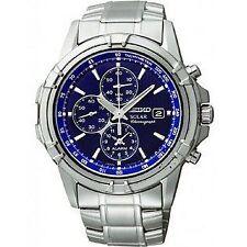 Seiko Solar SSC141 Wrist Watch for Men