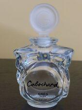 "Vintage Cabochard Gres Collectible Bottle - 5"""