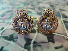 Royal Navy Chief Petty Officer Cuff Links CPO RN