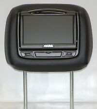 Toyota Highlander Dual DVD Headrest Video Players Monitors for Cloth or Leather
