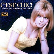 C'est Chic! French Girl Singers of the 1960s by Various Artists (CD,...