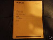 caterpillar 627 Parts Manual