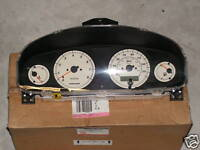 Rover 45 Instrument Pack In Black Part Number YAC002790PMP Genuine Rover Part
